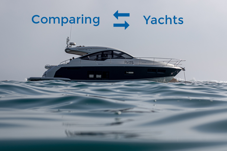 Compare Yachts and Find the Best Fit for You