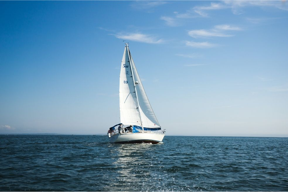 What to consider when buying a used sailboat