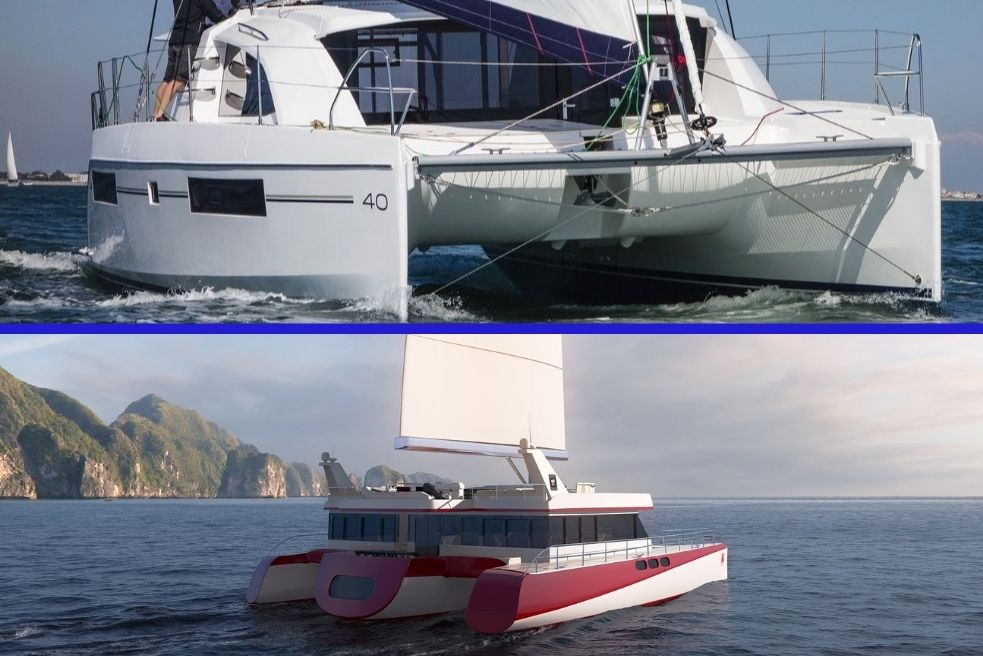 Trimaran vs catamaran: Which one to go for