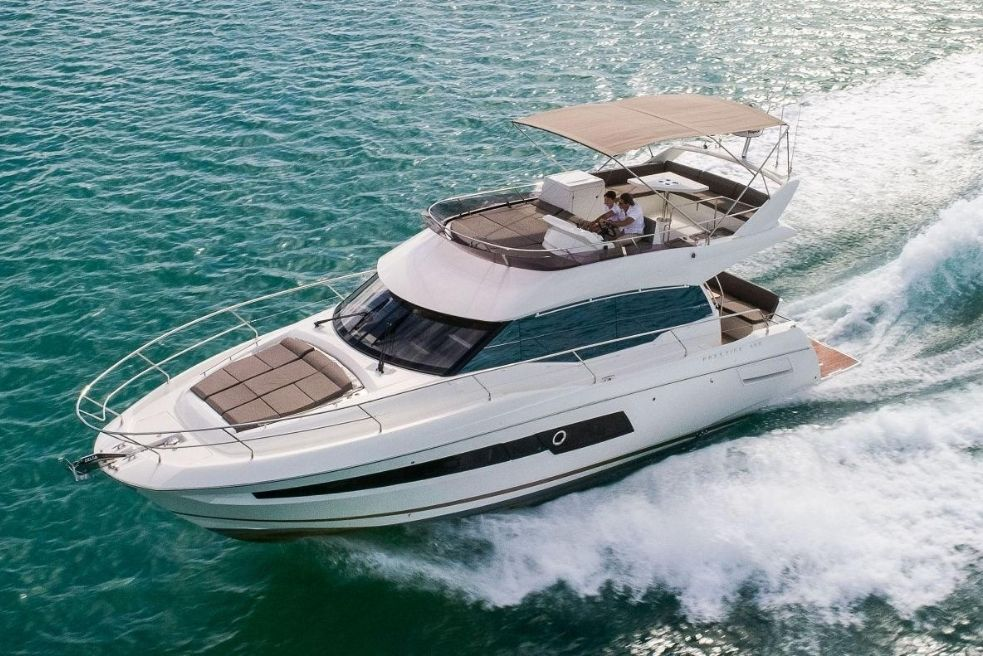 Top 5 Bluewater Sailing Boats
