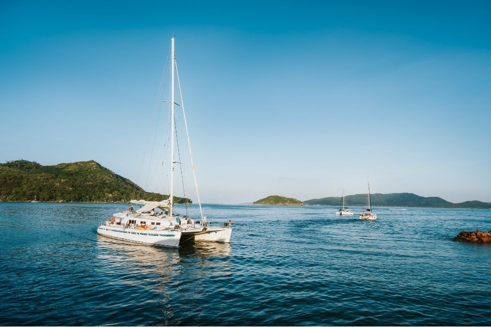Find Out the Lagoon 42 Catamaran Top Speed